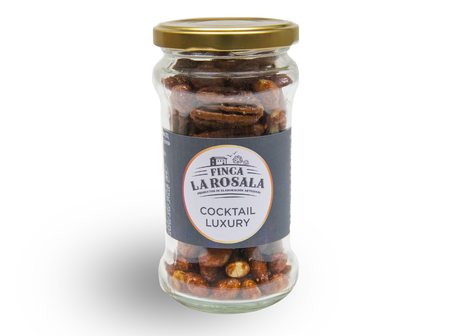 Telechuches Frutos Secos Cocktail Luxury 150grs